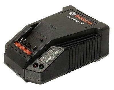 【含稅】免運 BOSCH博世 AL1860CV 滑軌式 鋰電池充電器 14.4V~18V GDR,GSR,GSB適用
