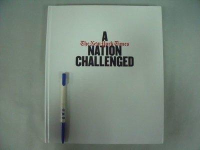 【姜軍府】《A NATION CHALLENGED》911紀念攝影集 賓拉登阿富汗照片 ISBN0935112766