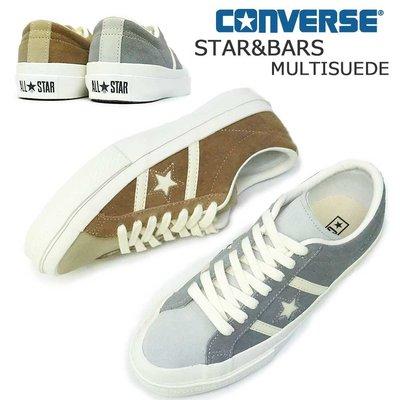 TSU 日本代購CONVERSE STAR & BARS SUEDE TEAMCOLORS 帆布鞋 土耳其藍 亮黃