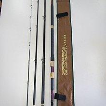 【比比昂.GAMAKATSU】がまかつ石鯛竿 がま石 ギガバーサス GIGA VERSUS 5.0m手持ちMH パ