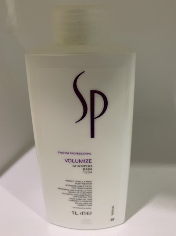 WELLA威娜 SP洗系列 彈力豐盈/深層潔髮/頭皮純淨/水漾保濕/極致賦活/潔髮乳1000ml 無壓頭