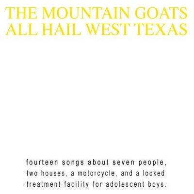 [狗肉貓]_The Mountain Goats _ All Hail West Texas