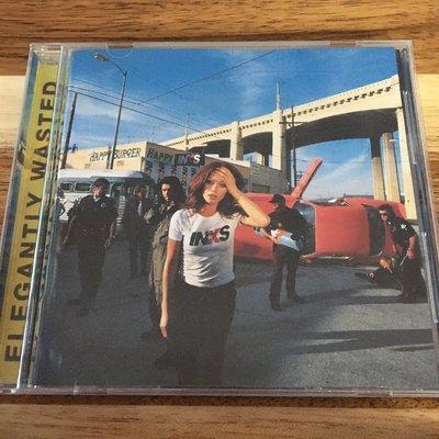 [老搖滾典藏] INXS-Elegantly Wasted 日版專輯