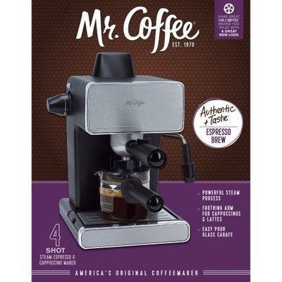 *捷登世界*購物網~ .Mr. Coffee半自動咖啡機 Espresso  Coffee Maker..