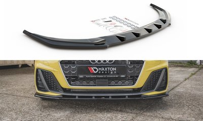 {M.T.G}Maxton Design  V.1 前下擾流 前下巴 AUDI  A1 S-Line Sportback