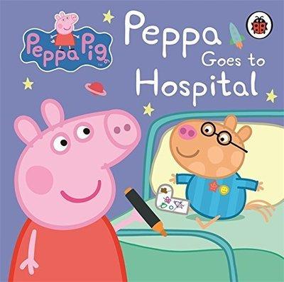*小P書樂園* Peppa Pig Goes to Hospital