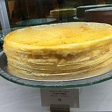 Lady M,原味9吋法式經典千層蛋糕.台北晶華酒店.