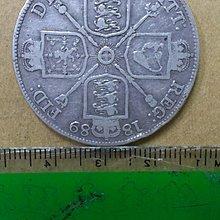 T25--1889年英國老銀幣