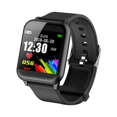 新款彩屏智能手環Z02睡眠監測 多運動模式 心率血氧監測 廠家直銷-zx033