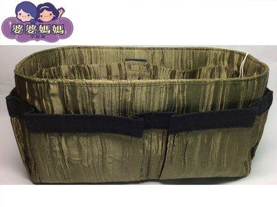 【露西小舖】╭*手作限量(亮面綠,中H)❤日雜熱銷款❤袋中袋包中包收納袋收納包多功能包整理袋整理包手拿包手提包分類包