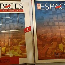 Espaces, French book & exercise