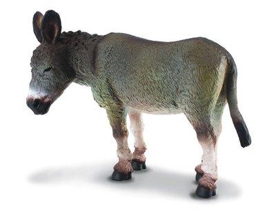【阿LIN】88115A 驢子 PROCON-190 CollectA 動物模型 仿真動物模型 動物