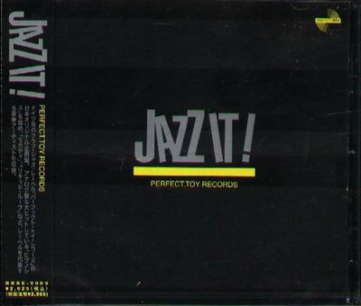 K - JAZZ IT - BEST OF PERFECT TOY - 日版 - NEW Crate Brothers