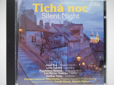 Ticha Noc/Slient Night_Zbyněk Muller conductor_古典樂_捷克〖專輯〗CIR