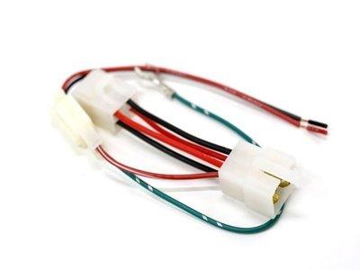 鎖頭 電 跨接線組 原廠線ACC 機車小U 電利得 機車雙B 行車紀錄器 MSX125