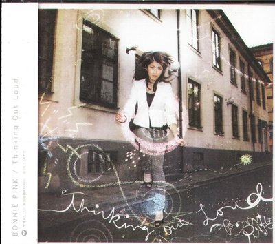 K - BONNIE PINK - Thinking Out Loud - 日版 - NEW
