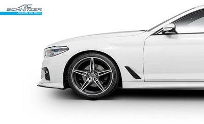 【樂駒】AC Schnitzer BMW G30 G31 AC1 鋁圈 20吋 黑 銀 Michelin 輪胎 米其林