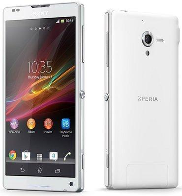 @@亞太4g門號可用@@雪白四核心Sony Xperia ZL C6502 ..5吋大螢幕.1300萬畫數..便宜出清