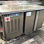 *大銓冷凍餐飲設備*【展示機】冷凍雙門4尺...