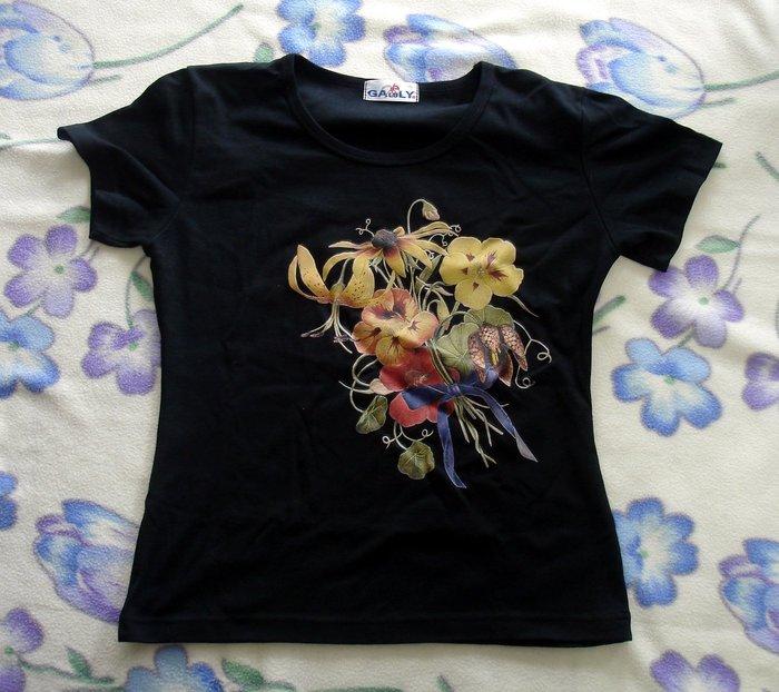 T恤-草本花卉-加路立Galuly 短T恤--DSC03417