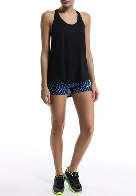 (預購商品) Nike Elastika  黑色 桃紅色 輕量 透氣 T帶 背後 挖空 瑜珈 韻律 運動 背心 上衣