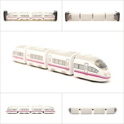 【喵喵模型坊】TOUCH RAIL 鐵支路 Q版 西班牙高鐵AVE S103小列車  (QV027T1)