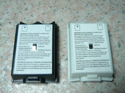 XBOX360電池盒/電池蓋/電池殼 無線手把/搖桿 全新 黑白色 直購價50元 桃園《蝦米小鋪》