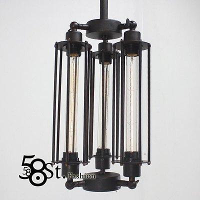 【阿拉神燈】米蘭展設計款式「Contrary 正負極 吊燈」時尚設計師的燈。複刻版。GH-435