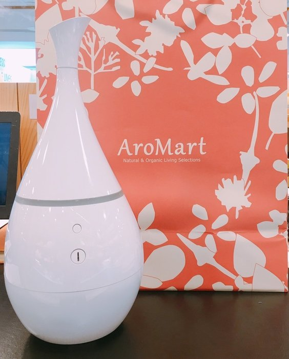 限量特價  蕾莉歐艾樂曼 2017全新第二代白寶瓶機 香氛精靈水氧機  禮盒包裝 專櫃正貨保固一年