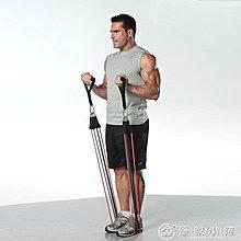可開發票 彈力繩拉力器家用多功能擴胸肌臂力鍛煉彈力帶男女阻力帶健身器材 【愛品質生活館】
