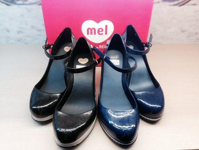 嘉年華 巴西人字鞋 Mel 運動風娃娃楔型鞋 零碼出清