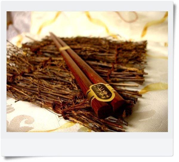 ~佐和陶瓷餐具【09W020 鐵木筷子】~