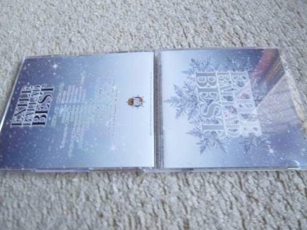放浪兄弟Exile ballad best (日版初回CD+DVD限定盤) 全新未拆