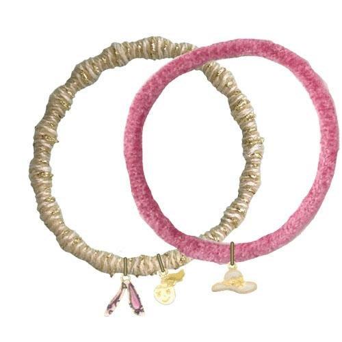 日本正品(現貨)~日本製 抗UV手環-粉色
