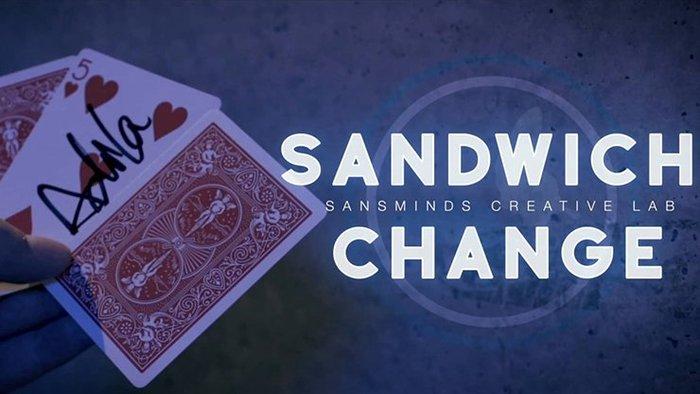 【天天魔法】【S1256】正宗原廠~瞬間三明治~Sandwich Change by SansMinds