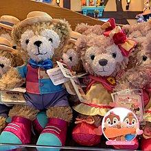 🌟香港迪士尼Disney代購🌟duffy shelliemay gelatoni stellalou cookieAnn 情人節系列 公仔