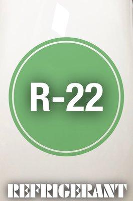 免運《REFRIGERANT 原裝冷媒桶-R22》冷氣空調