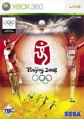 【二手遊戲】XBOX360 北京奧運2008 BEIJING 2008 英文版【台中恐龍電玩】