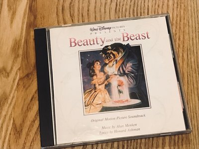電影原聲帶 O.S.T. 美女與野獸 BEAUTY AND THE BEAST IFPI