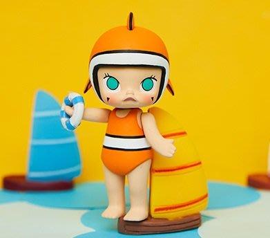 【QQ公仔物語】【AA099】【現貨】Molly Kennyswork 海洋系列 盒玩 單賣 小丑魚 滿千免運