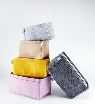草原星星 愛馬仕包 LV NF MM 專用羊毛氈收納內袋 袋中袋 MM 中號