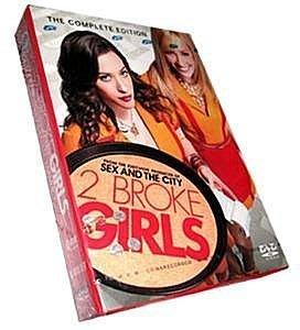 歐美劇《2 BROKE GIRLS 追夢女孩-打工姐妹花-破產姊妹》第2季 DVD 全場任選買二送一優惠中喔!!
