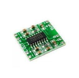 【AI電子】*(24-21)超微型數位功放板 2X3W D類 數字功放板 高效 2.5∼5V 可USB供電 台南市