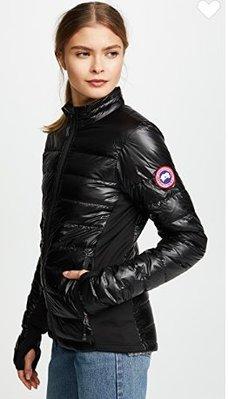 [預購] 美加空運保證正品 Canada Goose Hybridge Lite Jacket頂級防風合身羽絨外套顯瘦黑