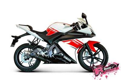 ♚賽車手的試衣間♚ Termignoni® Yamaha R125 Y088094CR 尾管 番仔管