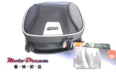 [ Moto Dream 重機部品 ] GIVI XS319 油箱包3L ( 快拆式 ) 油箱快拆底座需另購