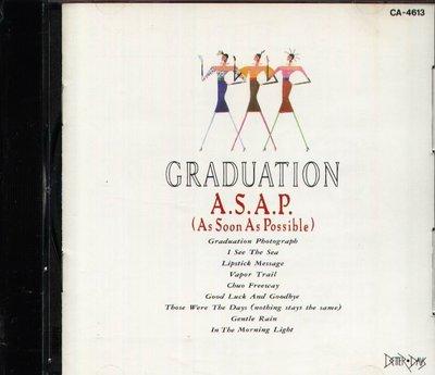 八八 - A.S.A.P - Graduation 日版 ASAP As Soon As Possible