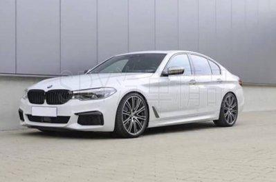 SPY國際   BMW 新大5系列 G30 M-TECH 前保桿 側群 後保桿  P版下巴