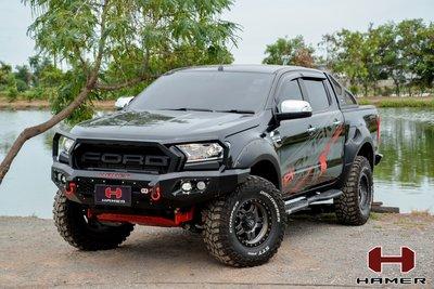 Ford 福特 Ranger 浪久 遊俠 4X4 4WD Pick Up 皮卡 Hamer 前保 前保桿 防撞 16+