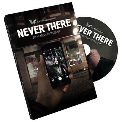 【天天魔法】【S830】正宗原廠~拍照消失(Never There by Morgan Strebler)